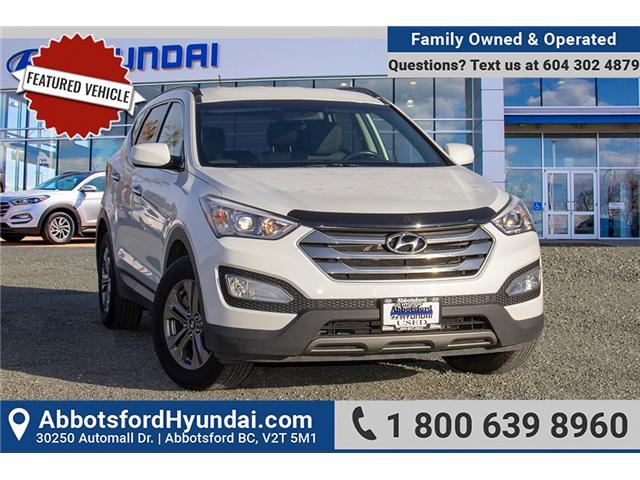 2016 Hyundai Santa Fe Sport 2.4 Premium (Stk: AH8777) in Abbotsford - Image 1 of 27