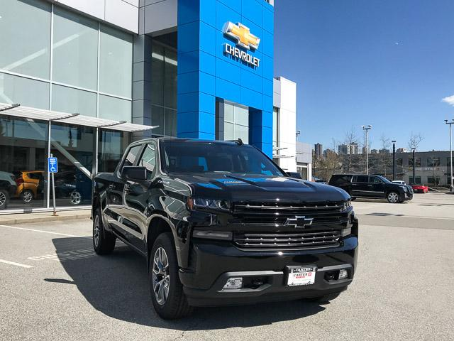 2019 Chevrolet Silverado 1500 RST (Stk: 9L23790) in North Vancouver - Image 2 of 13