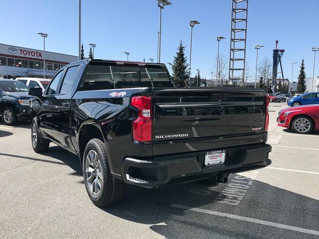 2019 Chevrolet Silverado 1500 RST (Stk: 9L23790) in North Vancouver - Image 3 of 13