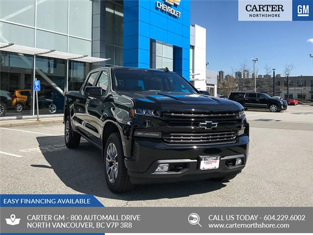 2019 Chevrolet Silverado 1500 RST (Stk: 9L23790) in North Vancouver - Image 1 of 13