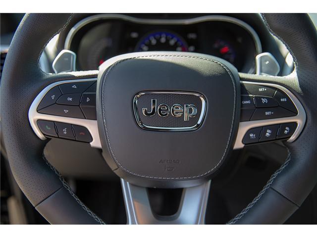 2018 Jeep Grand Cherokee Trackhawk (Stk: J278944) in Surrey - Image 22 of 29