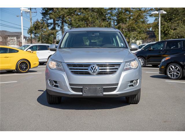 2009 Volkswagen Tiguan 2.0T Comfortline (Stk: VW0791A) in Vancouver - Image 2 of 30