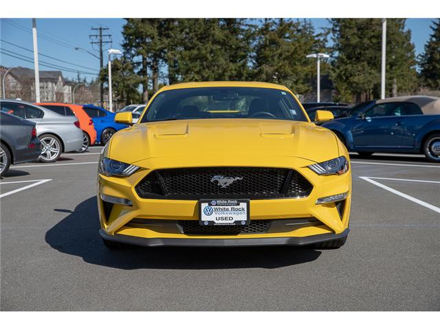 2018 Ford Mustang GT Premium (Stk: VW0811) in Surrey - Image 2 of 30