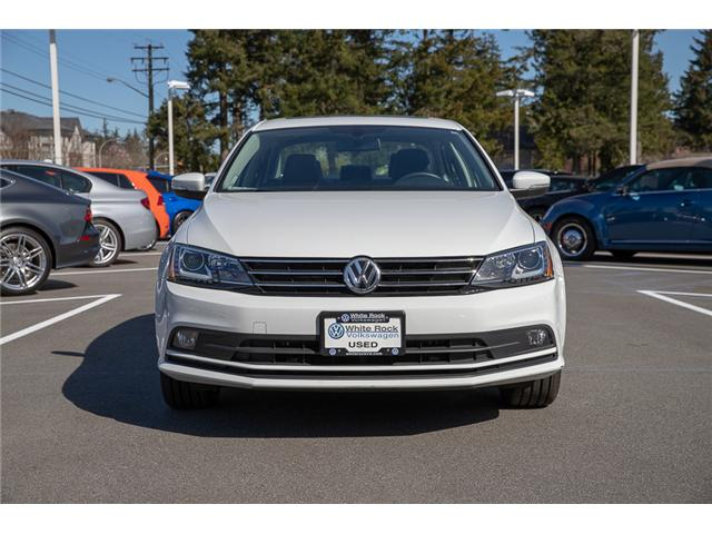 2017 Volkswagen Jetta 1.8 TSI Highline (Stk: VW0832) in Surrey - Image 2 of 30