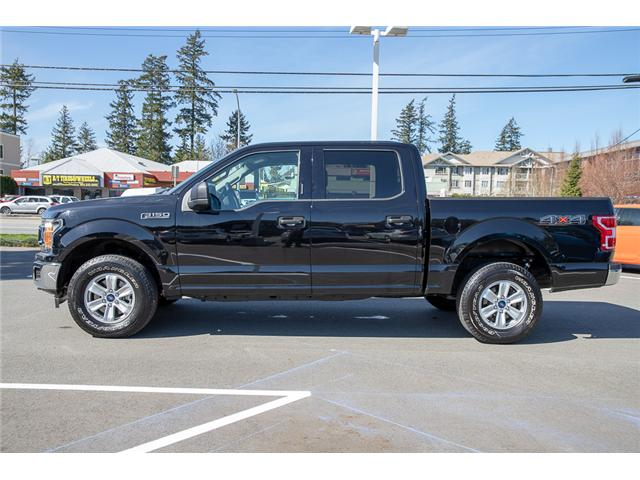 2018 Ford F-150 XLT (Stk: VW0821) in Surrey - Image 4 of 30