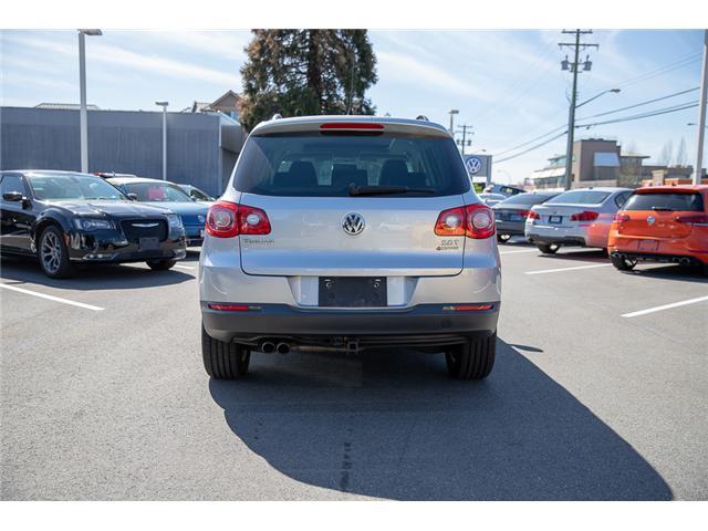 2009 Volkswagen Tiguan 2.0T Comfortline (Stk: VW0791A) in Vancouver - Image 6 of 30