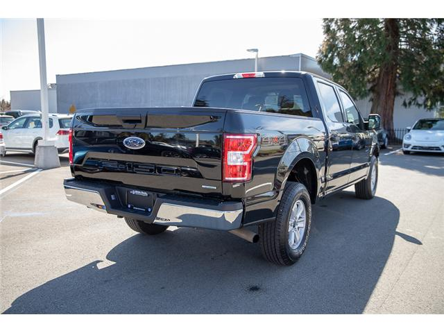 2018 Ford F-150 XLT (Stk: VW0821) in Surrey - Image 7 of 30