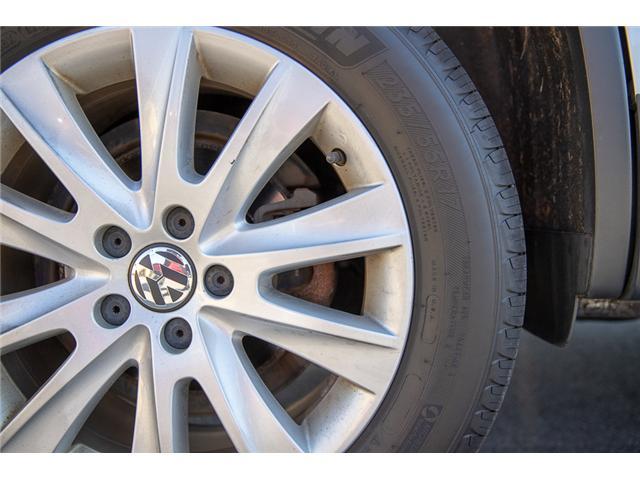 2009 Volkswagen Tiguan 2.0T Comfortline (Stk: VW0791A) in Vancouver - Image 9 of 30
