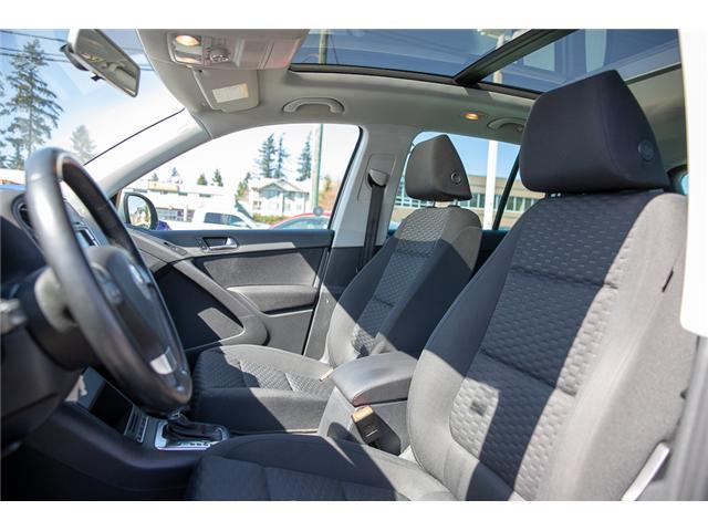 2009 Volkswagen Tiguan 2.0T Comfortline (Stk: VW0791A) in Vancouver - Image 12 of 30