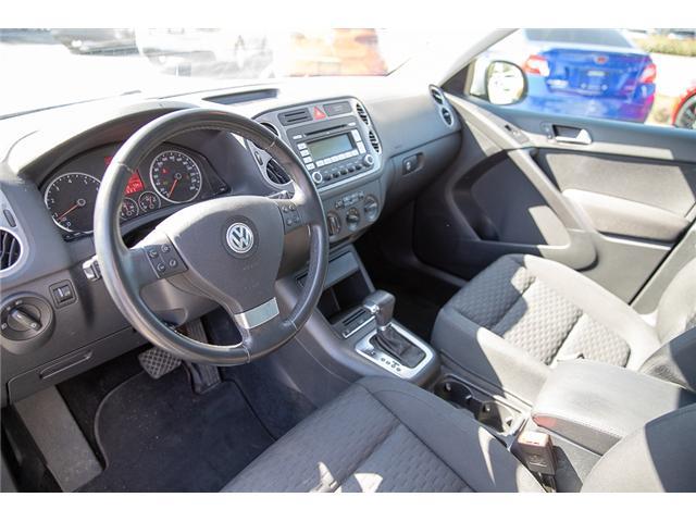 2009 Volkswagen Tiguan 2.0T Comfortline (Stk: VW0791A) in Vancouver - Image 13 of 30