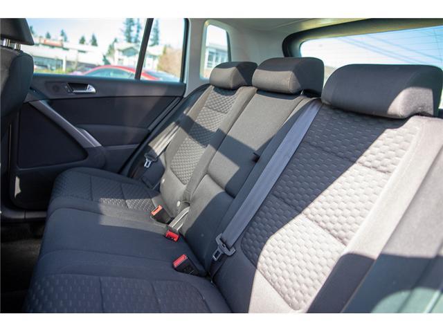 2009 Volkswagen Tiguan 2.0T Comfortline (Stk: VW0791A) in Vancouver - Image 15 of 30