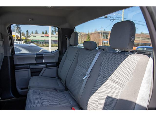 2018 Ford F-150 XLT (Stk: VW0821) in Surrey - Image 16 of 30