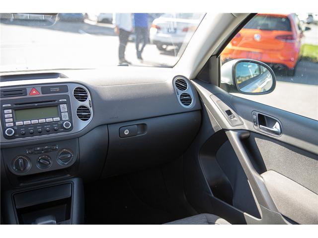 2009 Volkswagen Tiguan 2.0T Comfortline (Stk: VW0791A) in Vancouver - Image 18 of 30