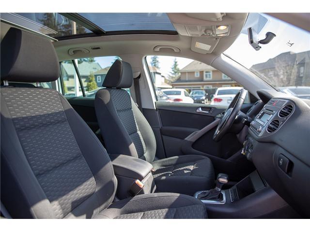2009 Volkswagen Tiguan 2.0T Comfortline (Stk: VW0791A) in Vancouver - Image 22 of 30