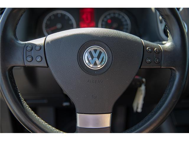 2009 Volkswagen Tiguan 2.0T Comfortline (Stk: VW0791A) in Vancouver - Image 24 of 30