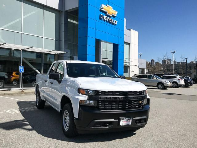 2019 Chevrolet Silverado 1500 Work Truck (Stk: 9L81050) in North Vancouver - Image 2 of 13