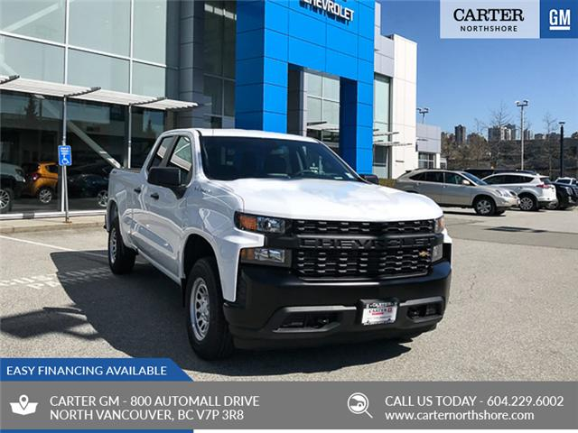 2019 Chevrolet Silverado 1500 Work Truck (Stk: 9L81050) in North Vancouver - Image 1 of 13