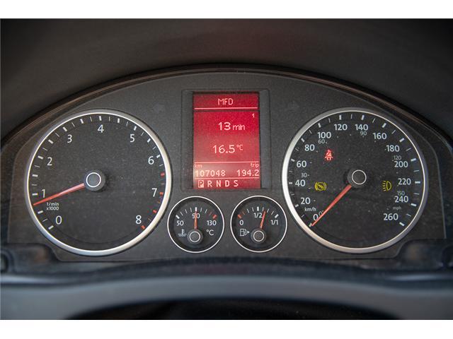 2009 Volkswagen Tiguan 2.0T Comfortline (Stk: VW0791A) in Vancouver - Image 25 of 30