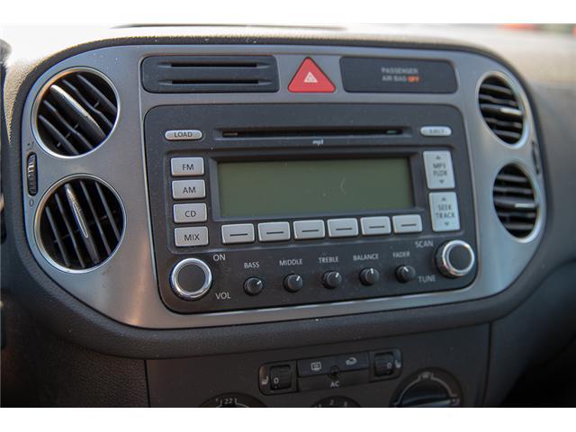 2009 Volkswagen Tiguan 2.0T Comfortline (Stk: VW0791A) in Vancouver - Image 26 of 30