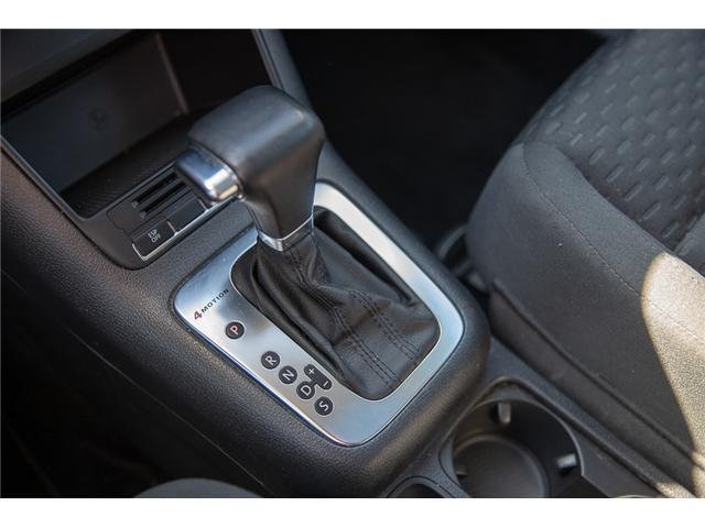 2009 Volkswagen Tiguan 2.0T Comfortline (Stk: VW0791A) in Vancouver - Image 28 of 30