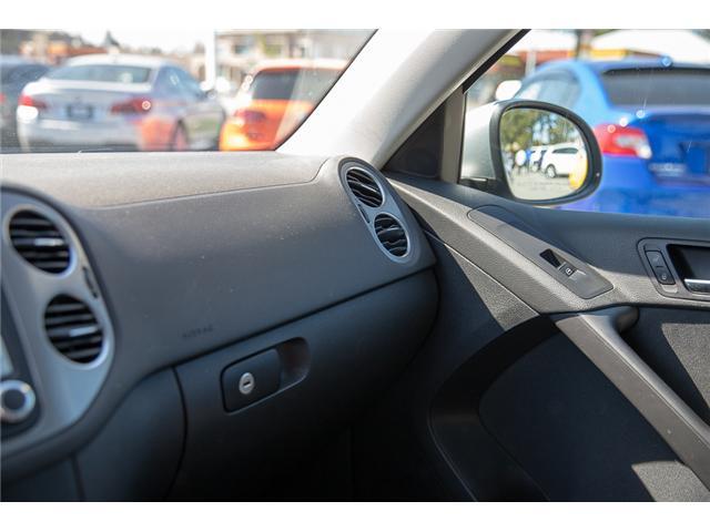 2009 Volkswagen Tiguan 2.0T Comfortline (Stk: VW0791A) in Vancouver - Image 29 of 30