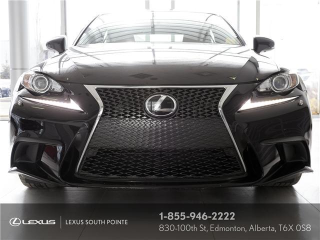 2014 Lexus IS 250 Base (Stk: LUB2993C) in Edmonton - Image 2 of 21