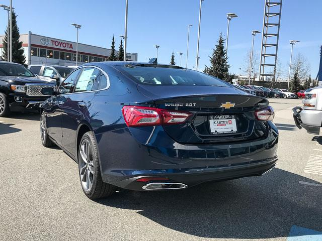 2019 Chevrolet Malibu Premier (Stk: 9M60110) in North Vancouver - Image 3 of 13