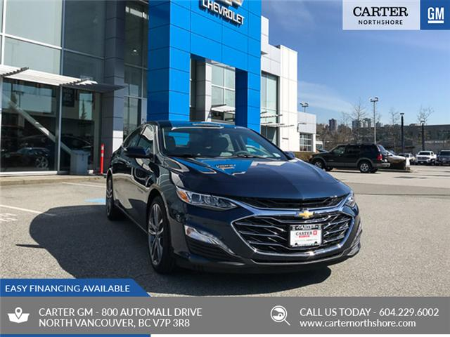 2019 Chevrolet Malibu Premier (Stk: 9M60110) in North Vancouver - Image 1 of 13