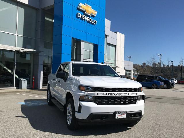 2019 Chevrolet Silverado 1500 Silverado Custom (Stk: 9L81160) in North Vancouver - Image 2 of 13