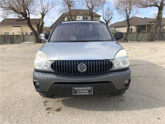 2005 Buick Rendezvous CX Plus (Stk: 9866.0) in Winnipeg - Image 2 of 22
