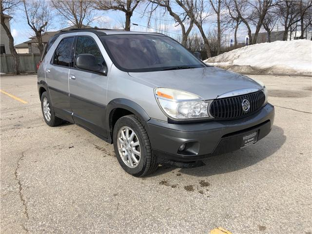 2005 Buick Rendezvous CX Plus (Stk: 9866.0) in Winnipeg - Image 1 of 22