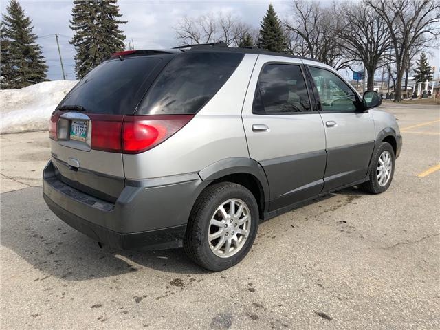 2005 Buick Rendezvous CX Plus (Stk: 9866.0) in Winnipeg - Image 6 of 22
