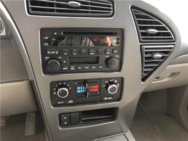 2005 Buick Rendezvous CX Plus (Stk: 9866.0) in Winnipeg - Image 19 of 22