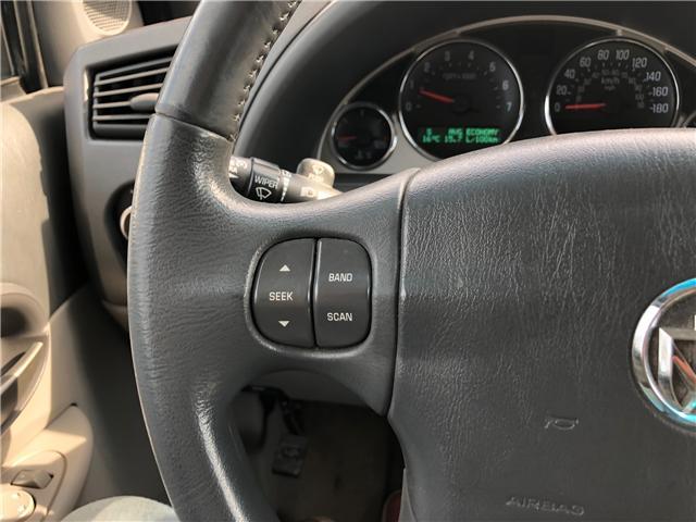 2005 Buick Rendezvous CX Plus (Stk: 9866.0) in Winnipeg - Image 21 of 22