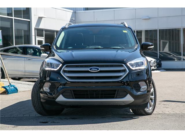 2018 Ford Escape TITANIUM AWD-LEATHER-NAV-SALE PRICED (Stk: 948230) in Ottawa - Image 2 of 30