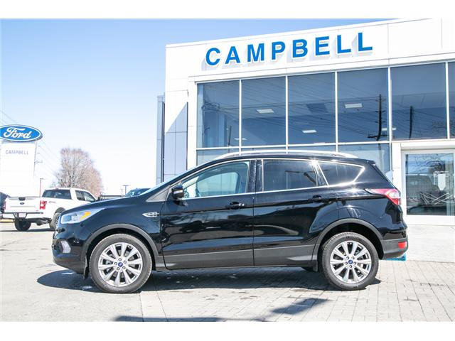 2018 Ford Escape Titanium (Stk: 948230) in Ottawa - Image 3 of 30