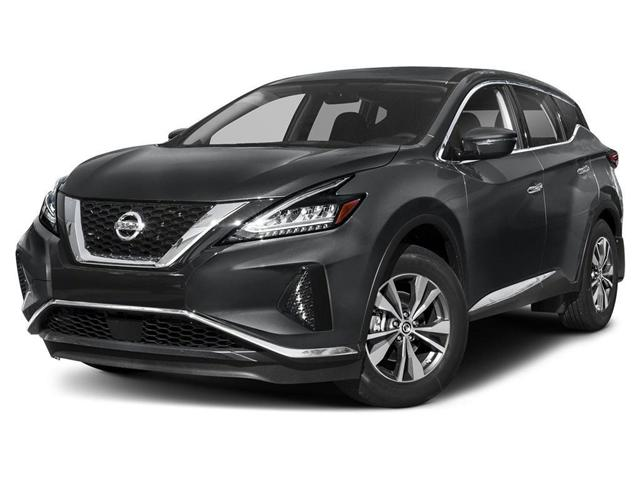 2019 Nissan Murano SL (Stk: 19286) in Barrie - Image 1 of 8
