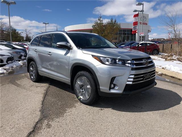 2019 Toyota Highlander Limited (Stk: 30771) in Aurora - Image 5 of 15