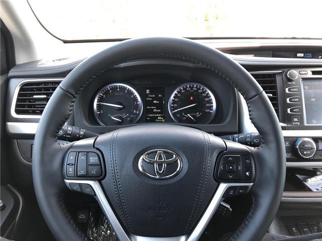 2019 Toyota Highlander Limited (Stk: 30771) in Aurora - Image 8 of 15