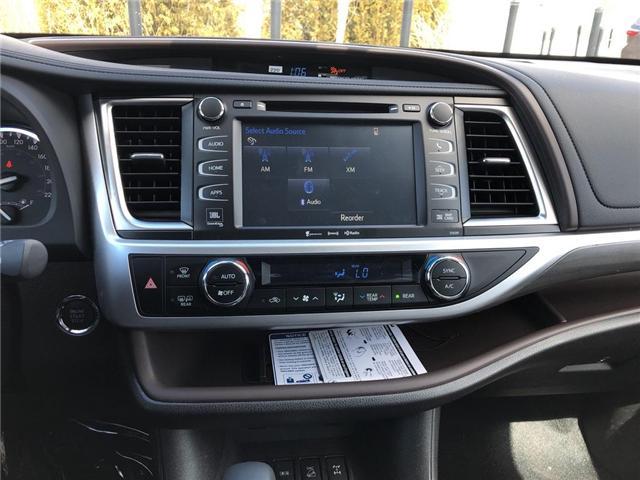 2019 Toyota Highlander Limited (Stk: 30771) in Aurora - Image 12 of 15