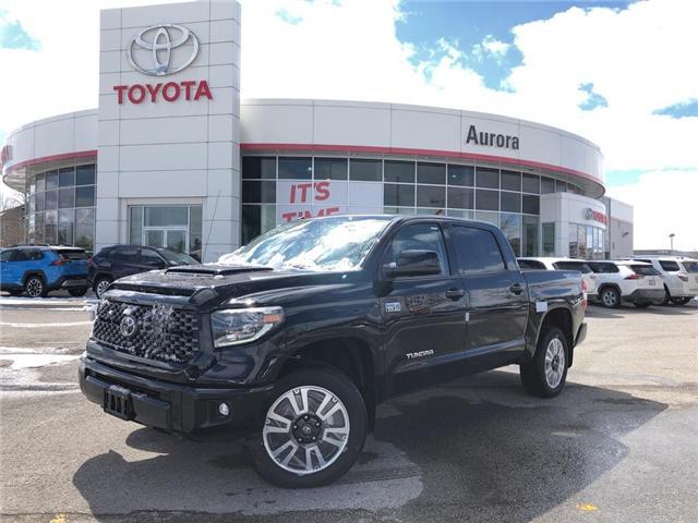 2019 Toyota Tundra SR5 Plus 5.7L V8 (Stk: 30773) in Aurora - Image 1 of 15