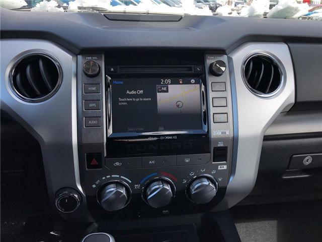 2019 Toyota Tundra SR5 Plus 5.7L V8 (Stk: 30773) in Aurora - Image 12 of 15