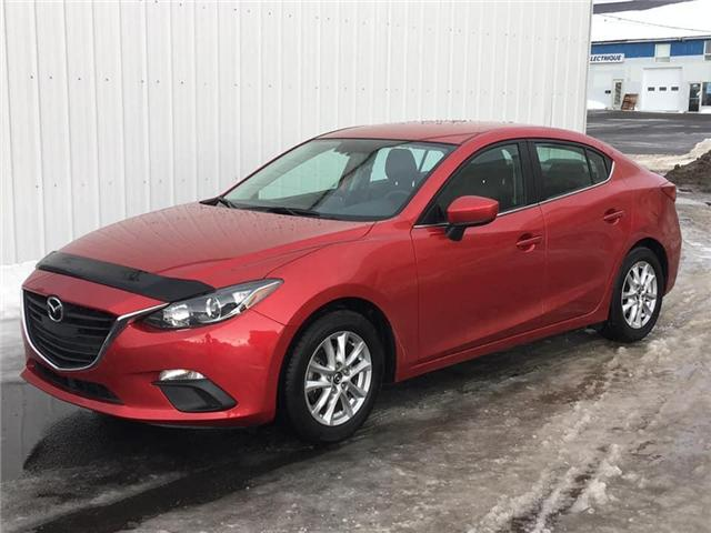 2015 Mazda Mazda3 GS (Stk: 6133A) in Alma - Image 1 of 14
