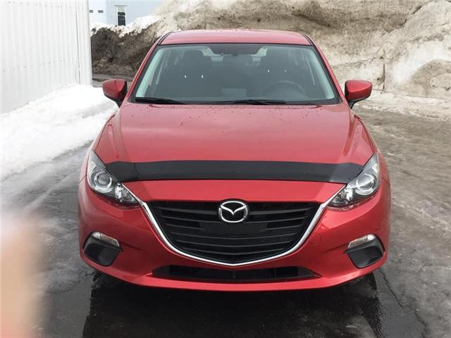 2015 Mazda Mazda3 GS (Stk: 6133A) in Alma - Image 2 of 14