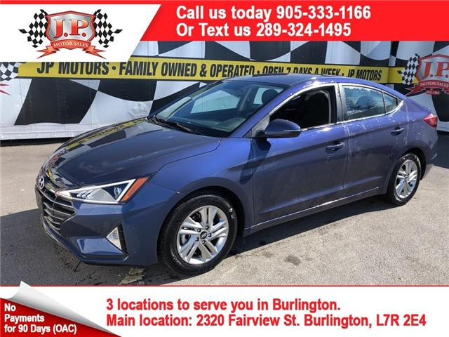 2019 Hyundai Elantra  (Stk: 46530) in Burlington - Image 1 of 14