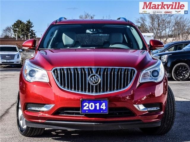 2014 Buick Enclave LEATHER-4NEW TIRES-GM CERTIFIED PRE-OWNED (Stk: 160680A) in Markham - Image 2 of 29