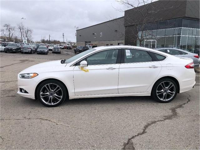 2016 Ford Fusion Titanium (Stk: 3978) in Brampton - Image 2 of 19
