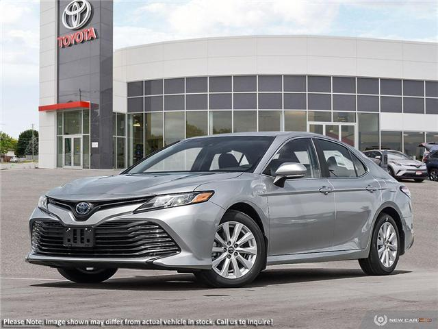 2019 Toyota Camry Hybrid LE (Stk: 219479) in London - Image 1 of 24