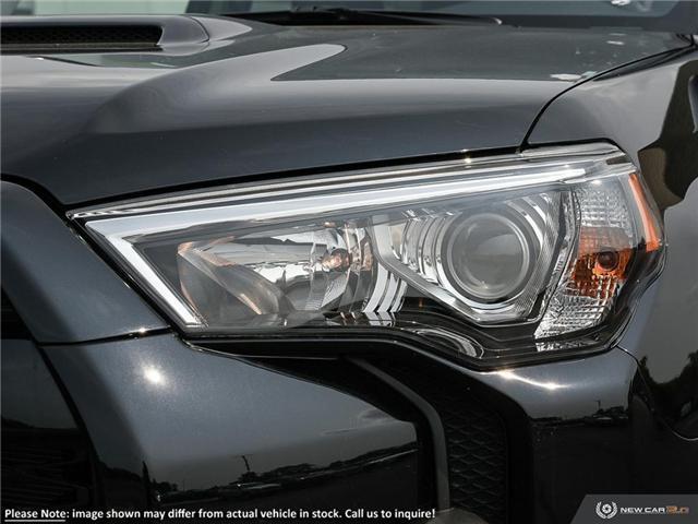 2019 Toyota 4Runner SR5 (Stk: 219485) in London - Image 10 of 24