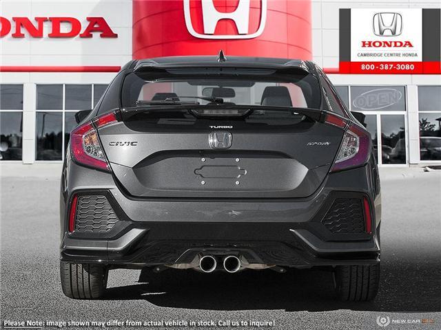 2019 Honda Civic Sport (Stk: 19636) in Cambridge - Image 5 of 23